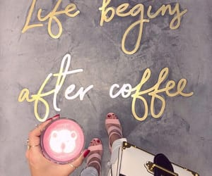 coffee, relax, and just love it image
