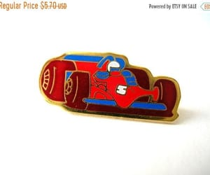 etsy, Formula One, and hat pin image