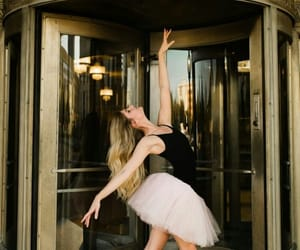 ballet, classic, and dancer image