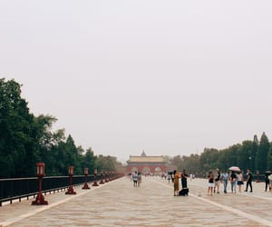 beijing, travel, and visit image