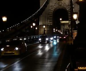 budapest, city, and lights image