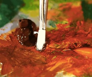 art, mix, and paint image