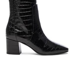 black, boots, and ideas image