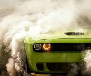 cars, Challenger, and dodge image