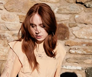 actress, beautiful, and ginger image