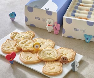Cookies and bt21 image