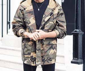 fashion, josh cuthbert, and style image
