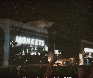 505, arctic monkeys, and concert image