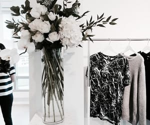 fashion, flower, and goals image