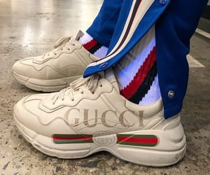 gucci, kicks, and sneakers image