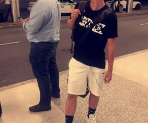 airport, martínez twins, and Miami image