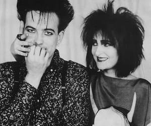 robert smith, siouxsie, and siouxsie sioux image