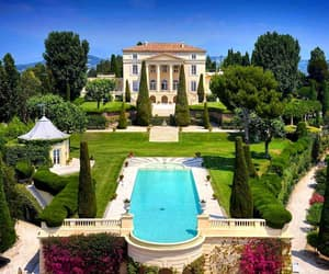 beautiful, pool, and resort image