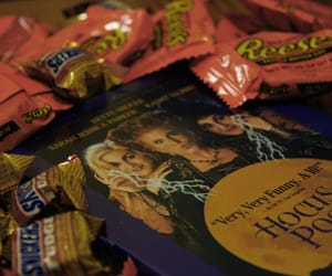 hocus pocus, Halloween, and candy image