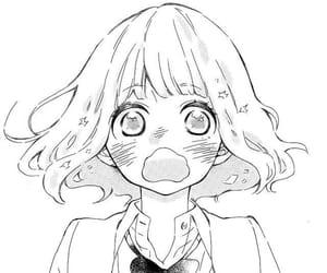 manga, anime, and girl image