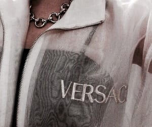 fashion, style, and Versace image