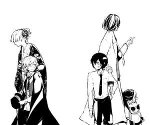 osamu, nakahara, and double black image