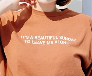aesthetic, style, and Sunday image