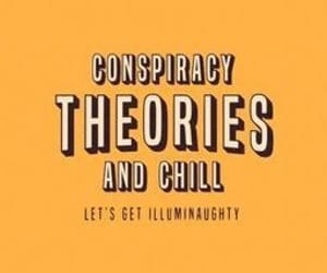 chill, theories, and aesthetic image