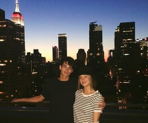 new york, savannah montano, and new york city image