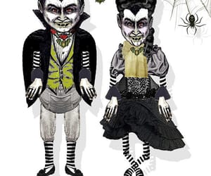 countess, paper doll, and puppet image