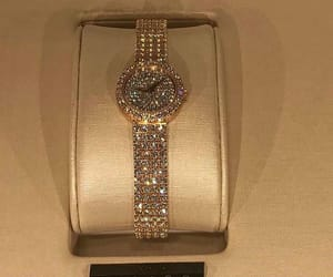 diamond and watch image