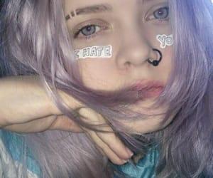 alternative, blue, and eyes image