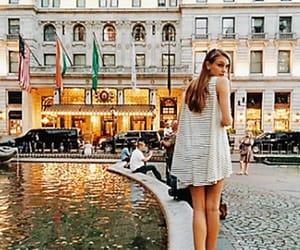 new york, new york city, and usa image