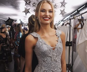 dolce and gabbana, model, and romee strijd image