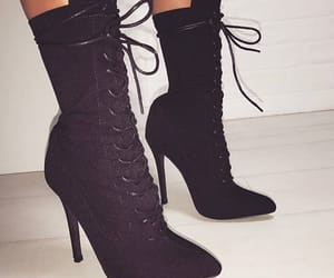 highheels, style, and shoes image