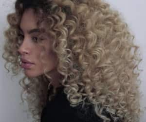 article, curls, and curly hair image