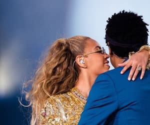 beyonce knowles, glasgow, and jay image