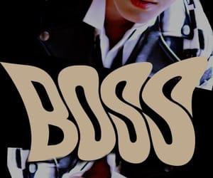 boss, kpop, and wallpaper image
