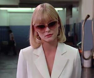 michelle pfeiffer, scarface, and 80s image