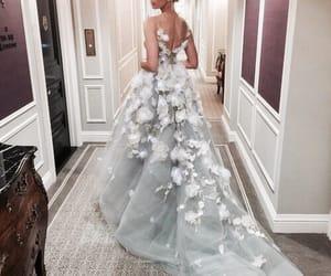 fashion, dress, and Karolina Kurkova image