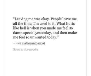broken, ex, and heartbroken image