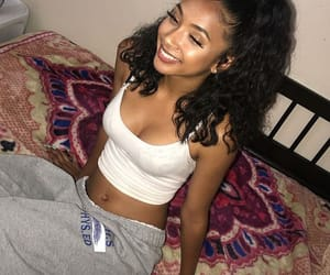 african american, goals, and natural beauty image