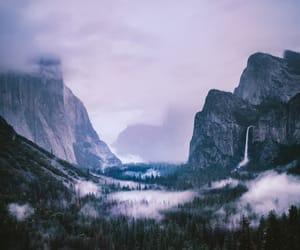 aesthetic, california, and foggy image