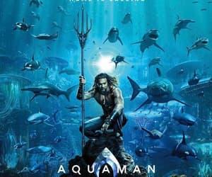aquaman, fish, and water image