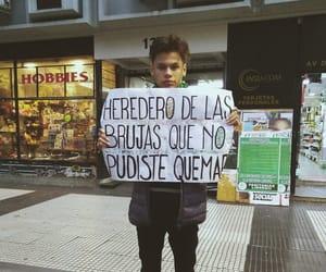 abortion, argentina, and feminism image
