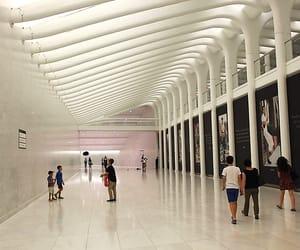 mezzanine, new york, and path image