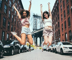 Brooklyn, new york city, and brandy melville usa image