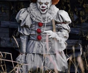 it, bill skarsgård, and pennywise image