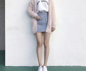 aesthetic, fashion, and korean image