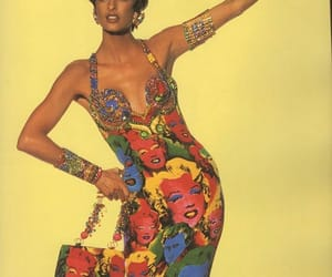 90's, supermodel, and linda evangelista image