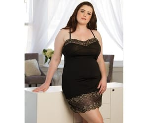 fashion, plus size, and holiday gifts image