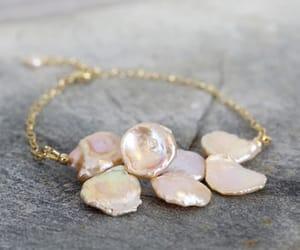 bracelet, pearl, and jewellery image