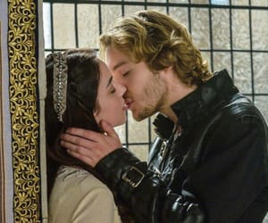 reign, love, and kiss image