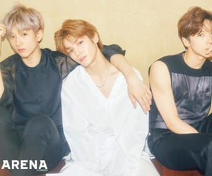ten, jisung, and taeyong image
