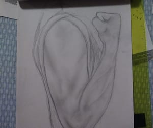 draw, muscular, and s image